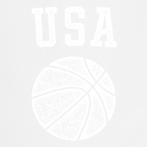 USA Basketball Vintage - Tablier de cuisine