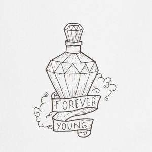 Forever young - Tablier de cuisine