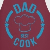 Dad Papa Vati Cooking Chef Cook Cuisine Daddy - Cooking Apron
