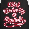 Chief Washer Up & Dogsbody - Cooking Apron