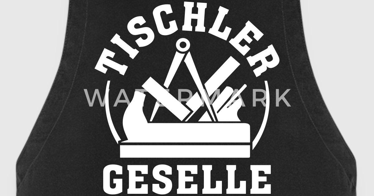 Tischler Zeichen tischler geselle zunftzeichen zeichen schreiner schürze spreadshirt