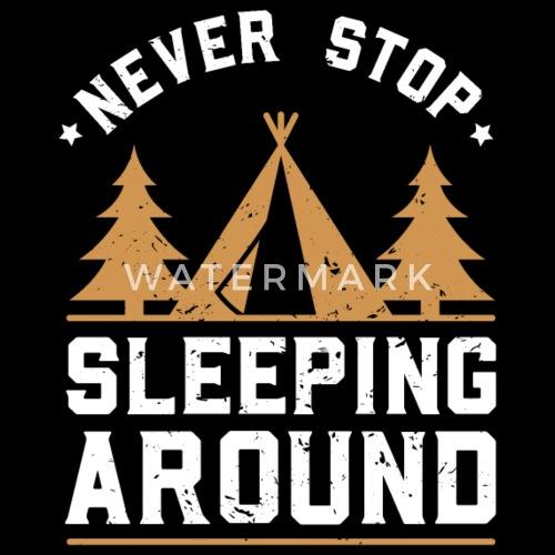 how to stop sleeping around