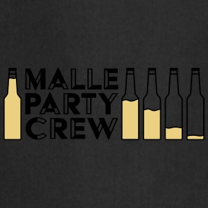 Malle Party Creqw - Fartuch kuchenny
