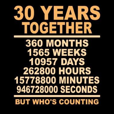 Jahre ehe 30 30 Jahre