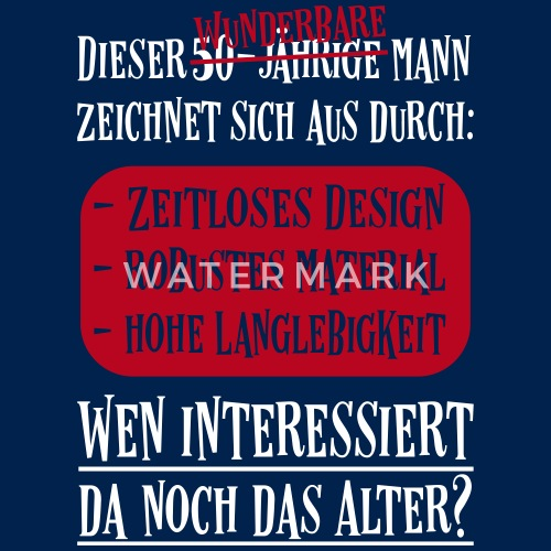 50 Geburtstag Alter Egal Manner Spruch Schurze Spreadshirt
