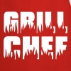 Grill chef - Grill - BBQ - Forklæde