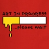 Art in Progress - Loading, please wait  Aprons - Cooking Apron