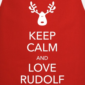 keep calm love rudolf Weihnachten Elch