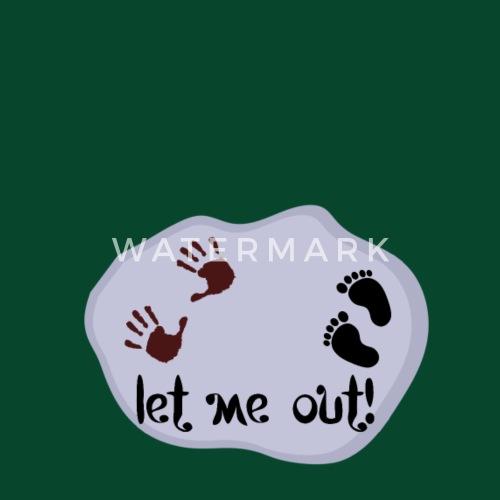 Design Mit Babys Hand Und Fußabdrücken Schürze Spreadshirt