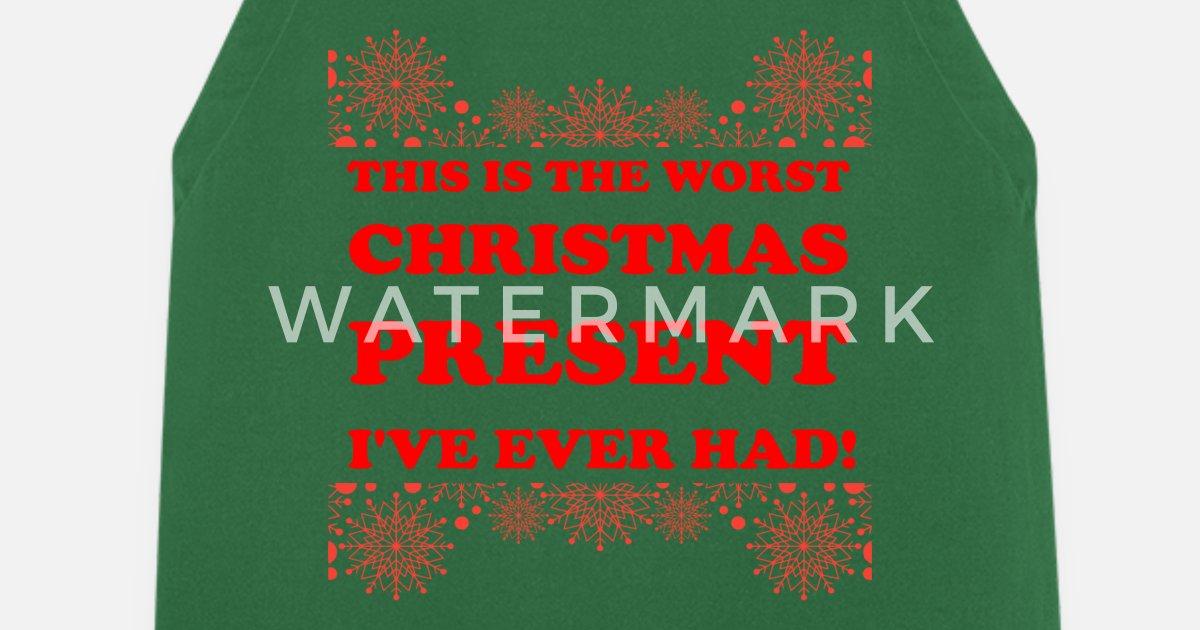 Das schlimmste Weihnachtsgeschenk von Tiddi   Spreadshirt