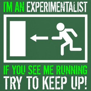 Experimentalist - Try to Keep Up!