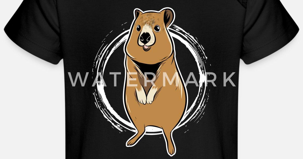 Süsses Quokka Baby Bio T Shirt | Spreadshirt