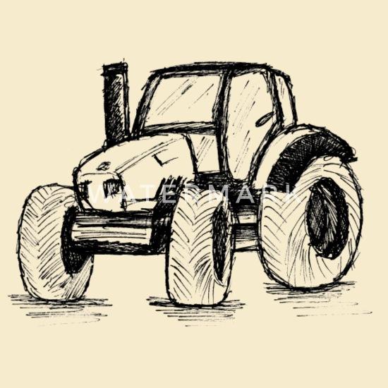 traktor Veske | Spreadshirt