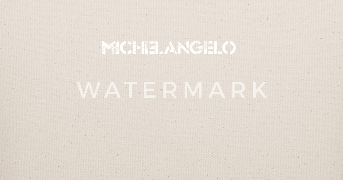 Michelangelo (hvit) Veske | Spreadshirt
