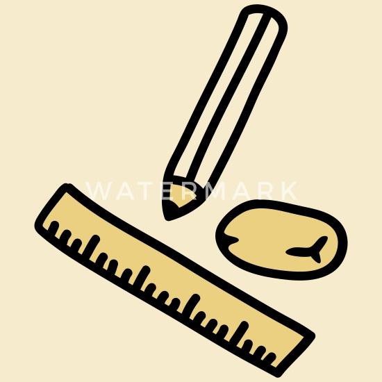Tegning kjøkkenutstyr Veske | Spreadshirt