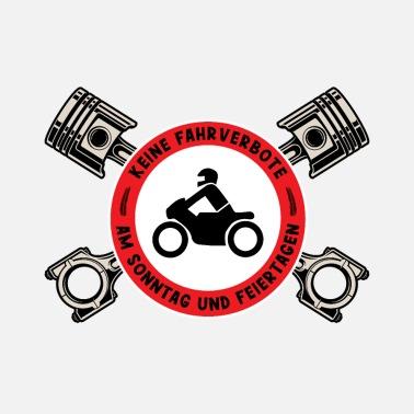 Fahrverbot Motorrad Sonntag