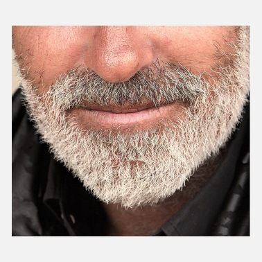 Mundschutz Bart