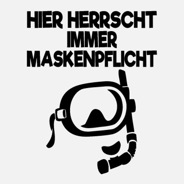 'Beamten shirt' Gesichtsmasken | Spreadshirt