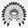 Indian Skull Chief - Baseball Cap