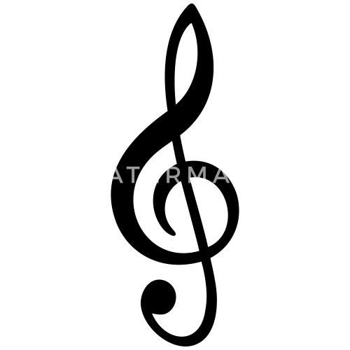 notenschl u00fcssel musik note zeichen baseball cap