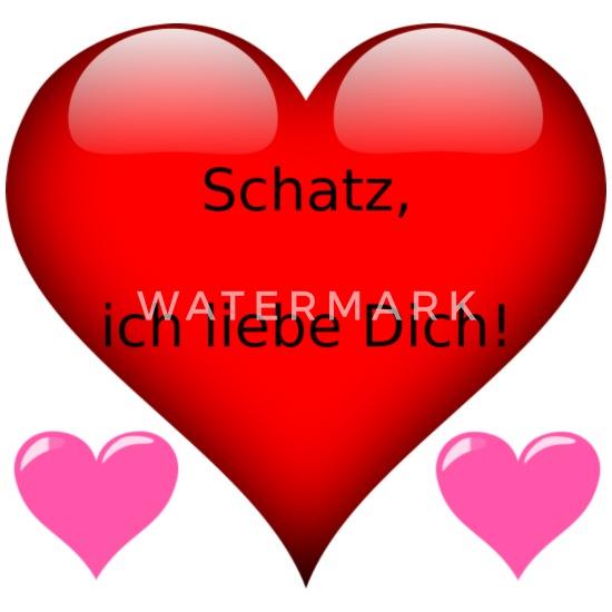 Liebe Dich Schatz / Chopper Mein Schatz Ich Liebe Dich Von