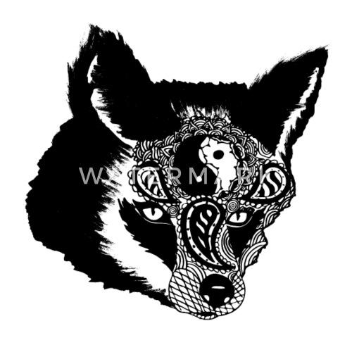 Tier Tattoo Tribals Geschenk Zb Geburtstag Hund Von Felsii