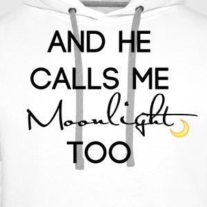 Moonlight - Men's Premium Hoodie