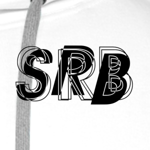 SRB - All Over - Männer Premium Hoodie