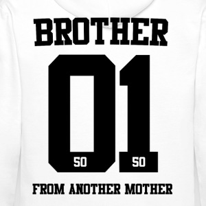 BROTHER FROM ANOTHER MOTHER 01 - Männer Premium Hoodie