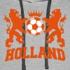 holland / nederlands elftal / the netherlands - Sweat-shirt à capuche Premium pour hommes
