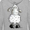 Mc Wool - sheep t-shirt design - Men's Premium Hoodie