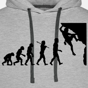 Rock Climbing Evolution