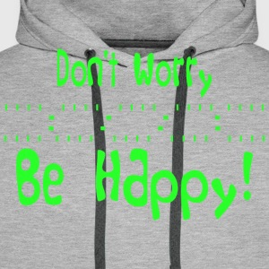 Happiness - Men's Premium Hoodie