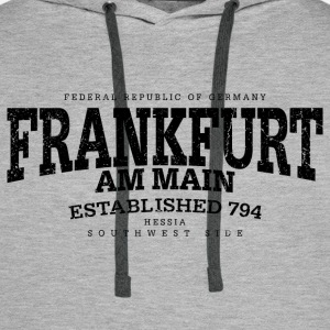 Frankfurt am Main (black oldstyle Edt. '13)