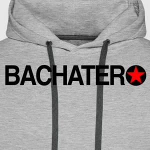 BACHATERO - Mambo New York Dancewear - Men's Premium Hoodie