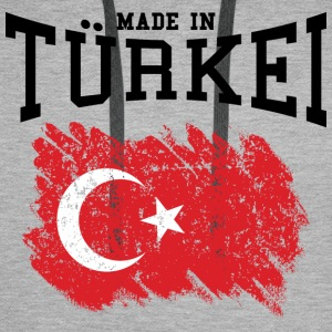 Made in Turkey - Premium hettegenser for menn
