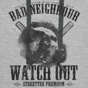 Bad Neighbour - Men's Premium Hoodie