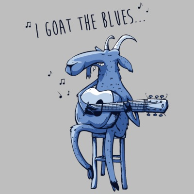 I Goat The Blues