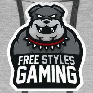 Freestylesgaming - Premiumluvtröja herr
