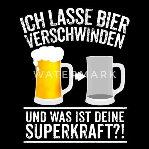Lustiger Bier Spruch Zauberer Biere Bierfest Witz Männer ...