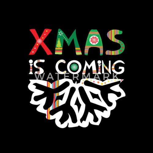 Weihnachtliches Geschenk Frauen | fröhlich Xmas von Humba | Spreadshirt