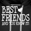 best friends and you know it ii  - Männer Premium Hoodie