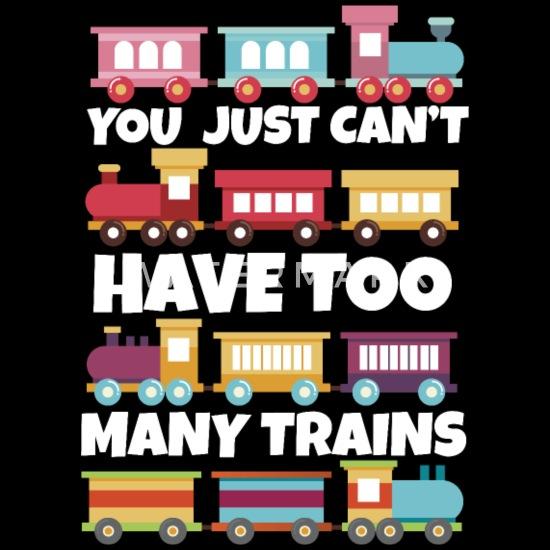 Du kan ikke ha for mange tog lokomotivfører Premium T