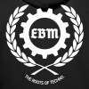 Hoodie - EBM - The Roots Of Techno. - Männer Premium Hoodie