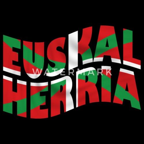 euskal herria design 136 Sudadera con capucha premium hombre ... ab65d522db3