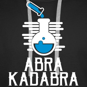Sciences Abracadabra - Sciences - Sweat-shirt à capuche Premium pour hommes