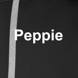 peppie - Premium hettegenser for menn