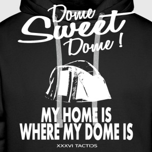 DOME SWEET DOME - Premium hettegenser for menn