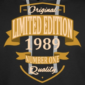 Limited Edition 1989