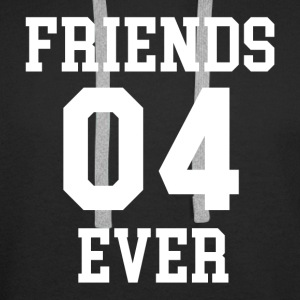 FRIENDS 04 EVER - Männer Premium Hoodie